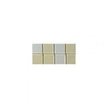 Mozaika akrylová 1x1cm, 205ks, pastel.žlutá
