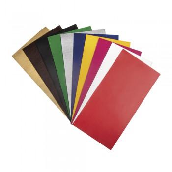voskové pláty- směs barev- 10ks
