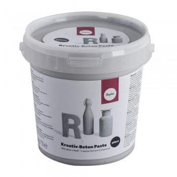 Kreativní beton - pasta,  1,4kg