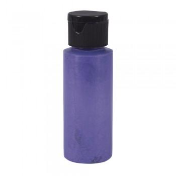 Barva na textil Rayher 59ml - metalíza fialová