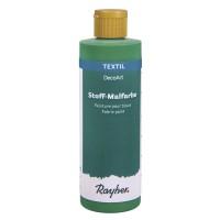 Barva na textil Rayher 236ml, nezažehlovací - zelená
