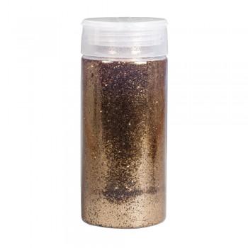 Flitry hrubé, 110g - růžové zlato