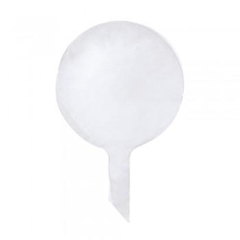 Balonek průhledný, pr. cca 24cm, 3 ks