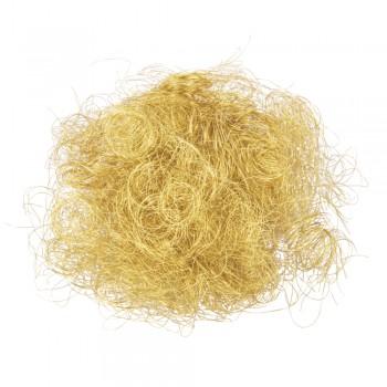 Andělské vlasy - brilantní zlaté, 17g