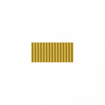 vlnitá lepenka 50x70cm - žlutá- 30