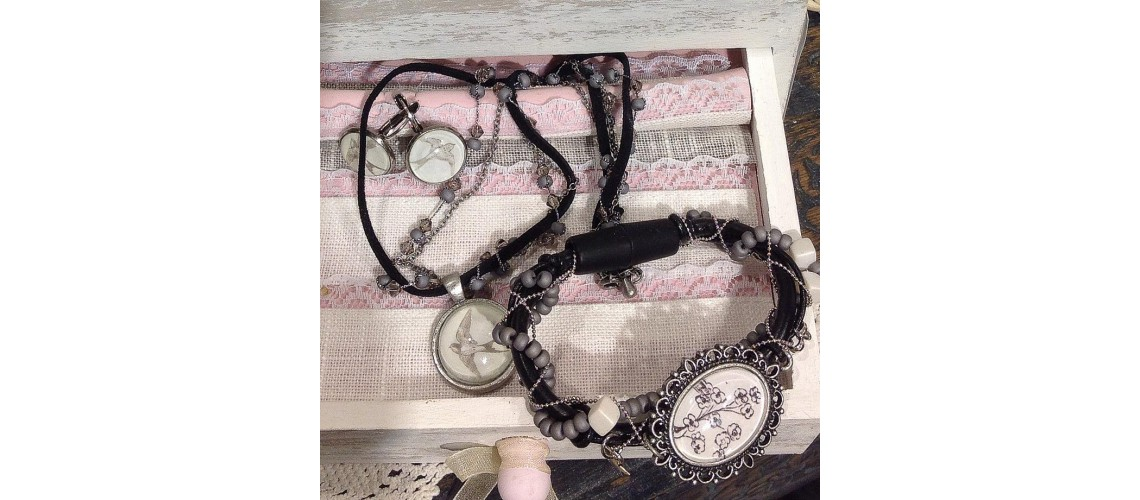 Šperky Vintage