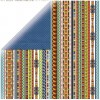 SP 30,5x30,5cm, 190g/m2 - bordurky kluci