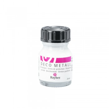 Ochranný lak pro kovové fólie, 25 ml