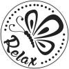 """Odlévací šablonka -""""Relax"""", 45mm"""