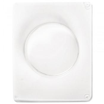 Odlévací forma - kolečko pr. 7,5 cm, hloubka 3,5 cm