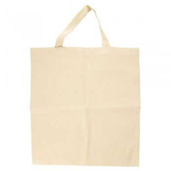 bavlněná taška velká - 38x 42cm