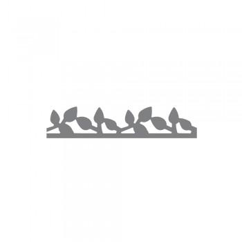 raznice - bordura úzká - lístečky