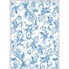Textura embossovací A4 -, Botanical Swirls