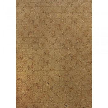 Korkový papír - Mosaik, samolepící, 20,5x28cm, 1 list
