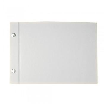 Album, bílé, šroubovací, A5, 25listů, 190 g/m2